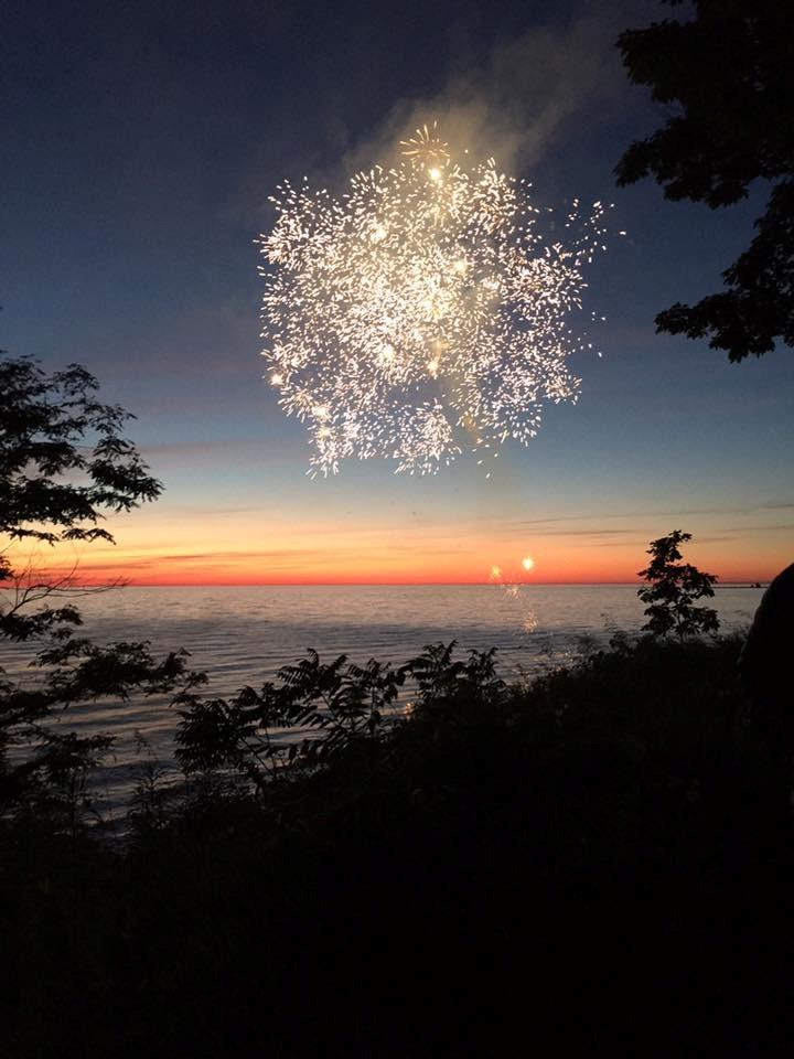 CP fireworks